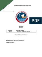 Informe de Tarea 2 de Motores de Combustión Interna