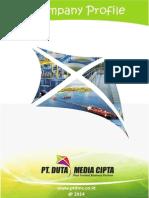 Company Profile PT.Duta Media Cipta