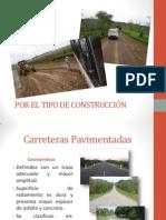 Clasificación Por Construcción