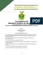 AM - Lei Orgânica Do MP