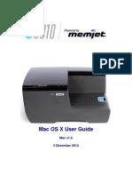 Memjet C6010 OSX_UserGuide