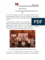 Boletin de Prensa CEM-26!05!2014