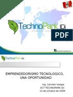 Technopark Idi presentación[1]