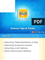 Netezza Tips and Tricks