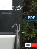 Sustainable Bathroom Design Guide