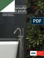 Sustainable Bathroom Design Guide