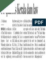 Kerla dam Law.pdf