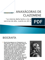 ANAXÁGORAS DE CLAZOMENE1