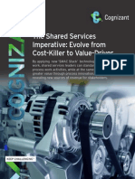 The Shared Services Imperative