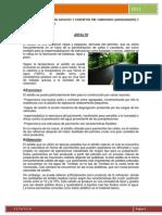 Fuerzas Dsitribuidas en Asfaltos y Concretos Pre Fabricados
