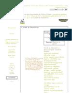 Plomb de Chamalières - 2265 - L'Encyclopédie - L'Arbre Celtique