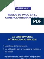 4 Medios de Pago Internacionales