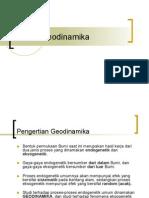 Pengantar Geodinamika