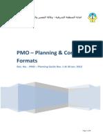 Planning & Control Formats 30-01-2012-Rev 1 - Copy (2)