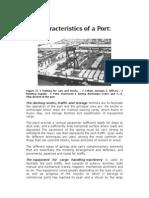 Characteristics of a Port