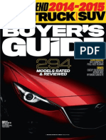Motor Trend New Car Buyer 27s Guide 2014