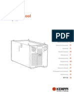Description of FAST Cool Kempi Machine