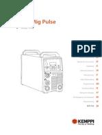 Description of Fast Mig Pulse