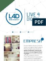 Apresentacao Agencia Marketing Digital Live4digital