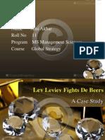 Lev Leviev vs de Beers