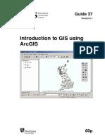 Exercise GIS Digitaztion