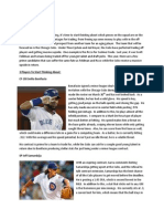 trading talk chicago cubs