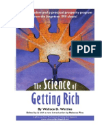 The Science of Getting Rich WallacweD.wattles