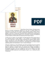 Dumitru Popescu Hristos Biserică Misiune Fragmente