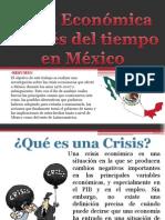 II Presentación Crisis en México Def