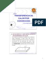 Heat Transfer 2014 - I - Unit III - Heat Convection