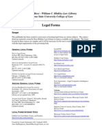 Legal Forms Rev