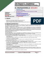 Fiscalité FAC Du 1er Janvier 2014