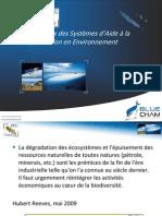 17/08/2009 - Les enjeux autour des systèmes d'aide à la décision en environnement