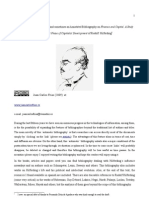 An automatic bibliography on Finance and Capital of Rudolf Hilferding (2009) Juan Carlos Frías
