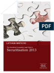 Securitisation 2013 Guide