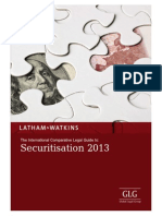 Securitisation 2013 Guide