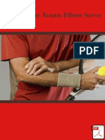 Tackling the Tennis Elbow Serve