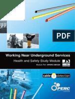 Working Near Underground Services