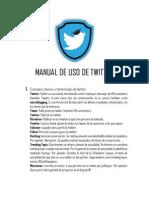Manual de Uso de Twitter