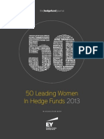 Hfj 50 Women in Hf 2013