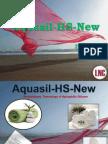 Aquasil HS New.Premium hydrophilic silicone softener