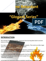 Flame Retardants for textiles.GLOGUARD SERIES