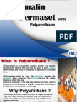 Permafin.Hydrophilic water soluble polyurethanes for textiles.