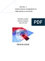 Program IWoCPS