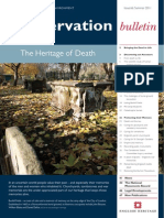 The Heritage of Death - English Heritage Conservation Bulletin 66, 2011