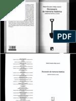 Diccionario Memoria Historica