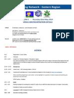 Agenda e Learning Term 2 2014