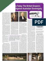 1788 Australian Sovereignty