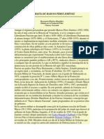 Biografía de Marcos Pérez Jiménez