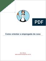 Demo eBook Como Orientar a Empregada Da Casa